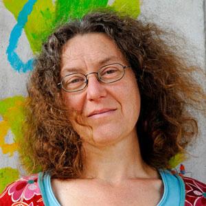 Portärt Barbara Mahler